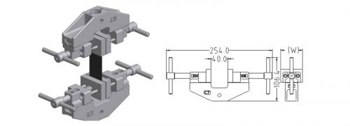 GR-D05 Dual-way Vise Action Grip