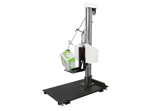 Packaging Test Instruments : Qc a 氣壓式落下試驗機 廣錸儀器股份有限公司